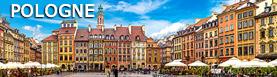 Surclassement gratuit location voiture Pologne