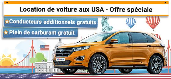 Location de voiture aux USA-Canada avec Auto Europe