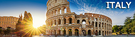 Free car hire upgrades in Italy