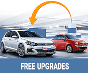 Car Hire - Free Upgrades - Auto Europe