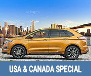 Gold Rate USA & Canada Car Hire Special - Auto Europe
