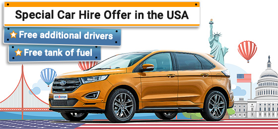 Car hire deals in the USA and Canada with Auto Europe - Gold Rate