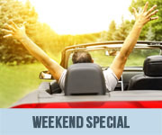 Weekend Car Hire Special - Auto Europe