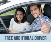 Free Additional Driver - Auto Europe