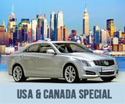 Car Hire USA & Canada Special - Auto Europe
