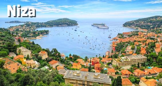 Road trip Costa Azul - Niza