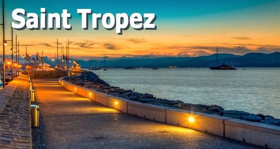 Road trip Costa Azul - Saint-Tropez