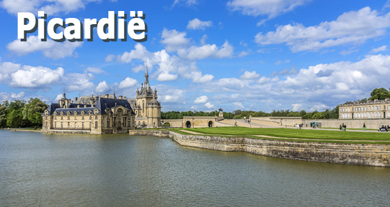 Roadtrip Frankrijk overzicht Picardi�