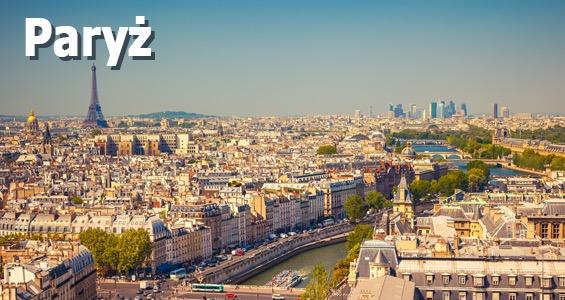 Wycieczka objazdowa Paryż