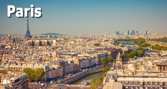 Road Trip por Paris e arredores - Paris