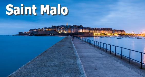 Road Trip Bretanha - Saint-Malo
