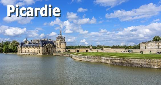 Road Trip por Paris e arredores - Picardie