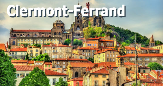 Clermont-Ferrand roadtrip