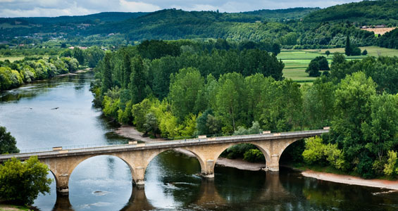 Dordogne vallei roadtrip