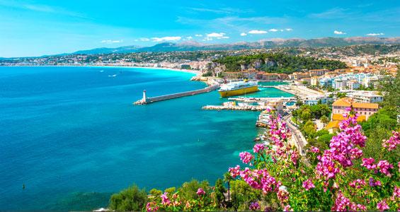Ranskan Rivieran kiertomatka - Monte Carlo, Saint Tropez, Nizza, Frejus