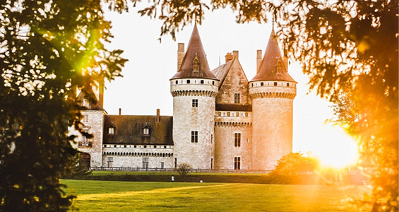 Loiren laakson kiertomatka - Nantesista Toursiin