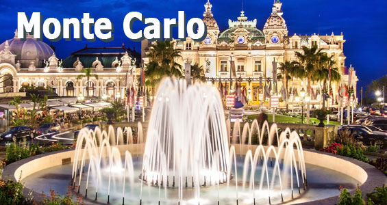 French Riviera Road Trip Overview Monte Carlo