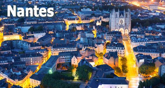 Wycieczka objazdowa - Nantes