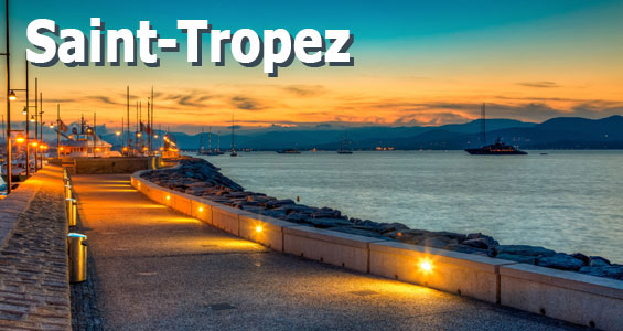 French Riviera Road Trip - St. Tropez