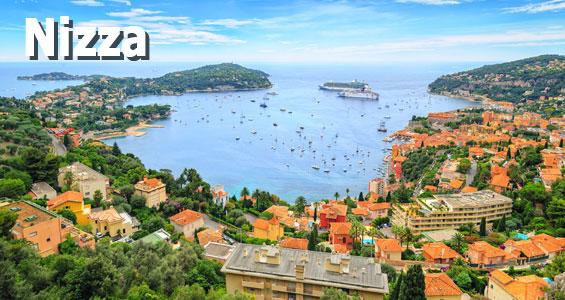 Road Trip Übersicht Frankreich Französische Riviera Nizza