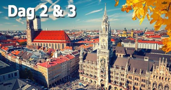 München Biergarten rundtur