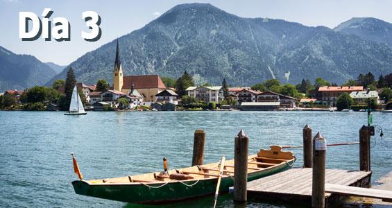 Road trip - Ruta alemana por los Alpes - Día 3