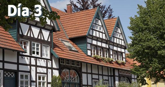 Road trip de 1000 km, día 3: Münster