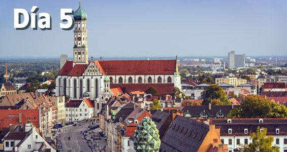 Road trip - Ruta romántica en Alemania, día 5