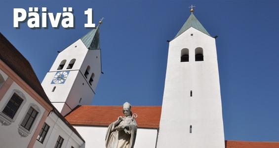 Biergarten-matka Freising