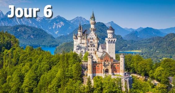 Road trip route romantique en Allemagne, jour 6