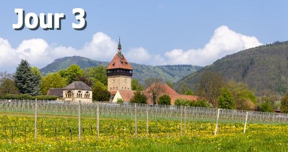 Road trip la route des vins allemande, jour 3