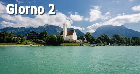Road Trip Alpi - Giorno 2