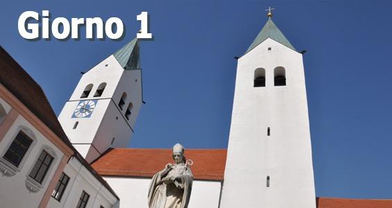 Tour dei Biergarten - Freising