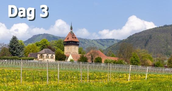 Tyska vinvägen roadtrip dag 3