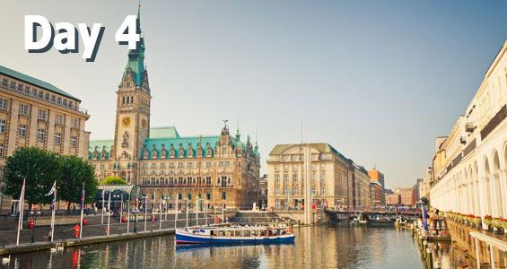 600 mile road trip in Germany Day 4 Hamburg