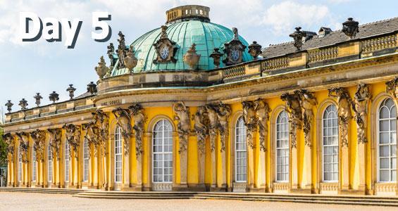 600 mile road trip in Germany Day 5 Rostock & Potsdam