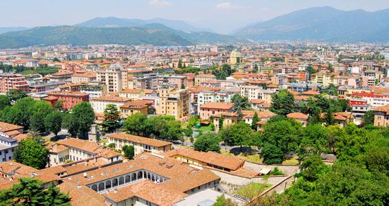 Italien roadtrip - översikt: Veneto, Brescia