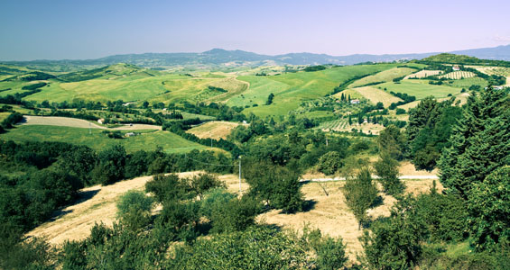 Road Trip en Sabine, Latium - De Rome à Terni
