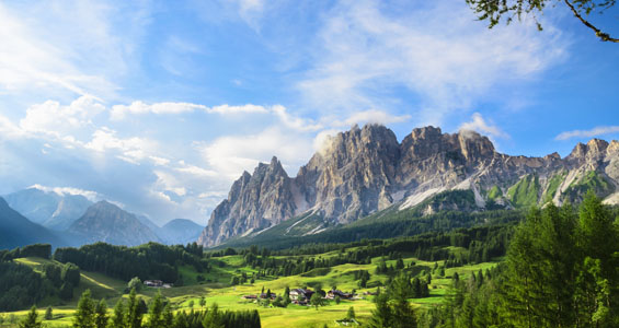 Road Trip pelo Passo do Stelvio, Tirol