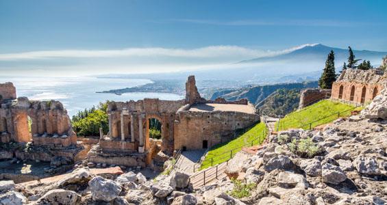 Sicilien Road Trip Oversigt