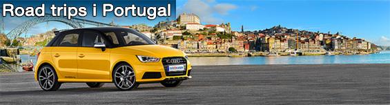 Roadtrips i Portugal