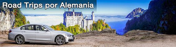 Alquiler de coches - Road Trip en Alemania