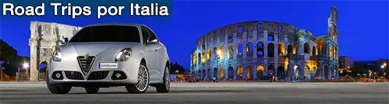 Alquiler de coches - Road Trip en Italia