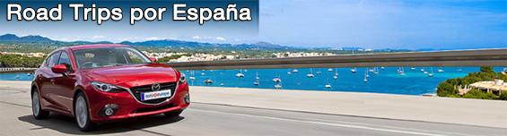 Alquiler de coches - Road Trip en España