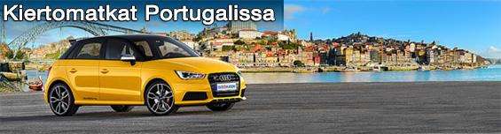 Kiertomatkat Portugali - Autovuokraamo Portugali