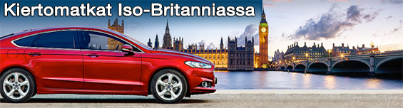 Kiertomatkat Iso-Britanniassa