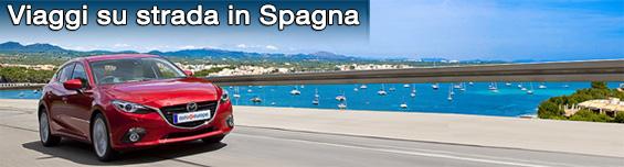 Road Trip in Spagna con un noleggio auto