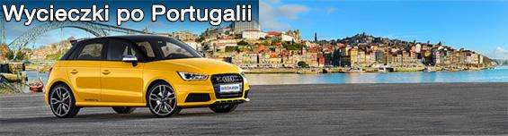 Wycieczka po Portugalii - wypożyczalnia samochodów