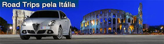 Road Trips Itália - Aluguel de carros Itália