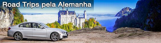 Road Trips Alemanha - Aluguer de carros Alemanha